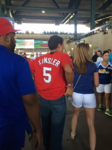 Kinsler fan